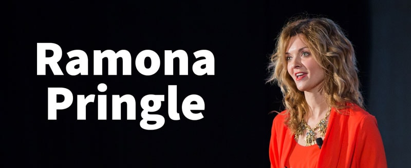 Blockchain Speaker Ramona Pringle